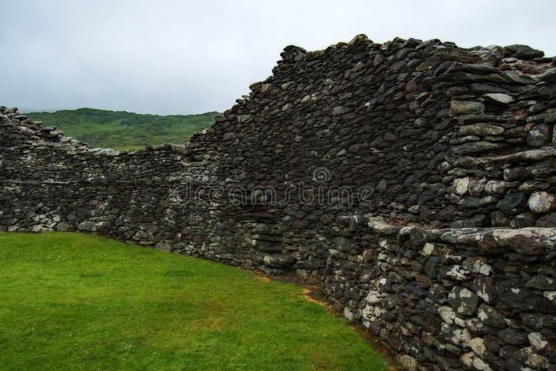 Старый каменный форт кольца стоковые фотографии rf