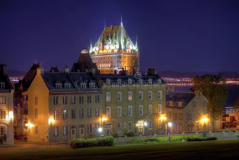 старый Квебек стоковая фотография rf