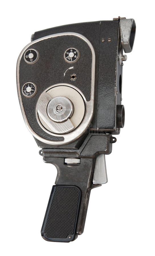 Старый киносъемочный аппарат стоковые изображения