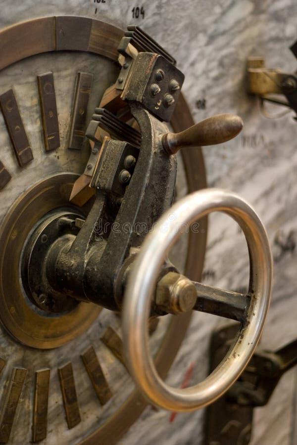 старый клапан стоковые фотографии rf