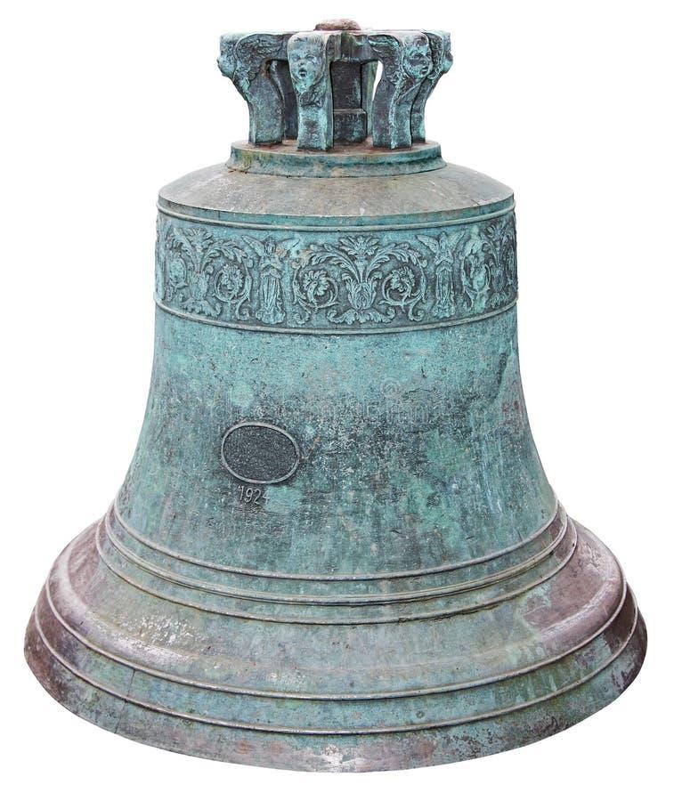 Старый колокол церков стоковые изображения