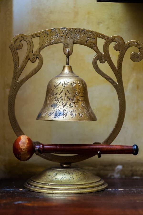 Старый колокол стоковое фото rf
