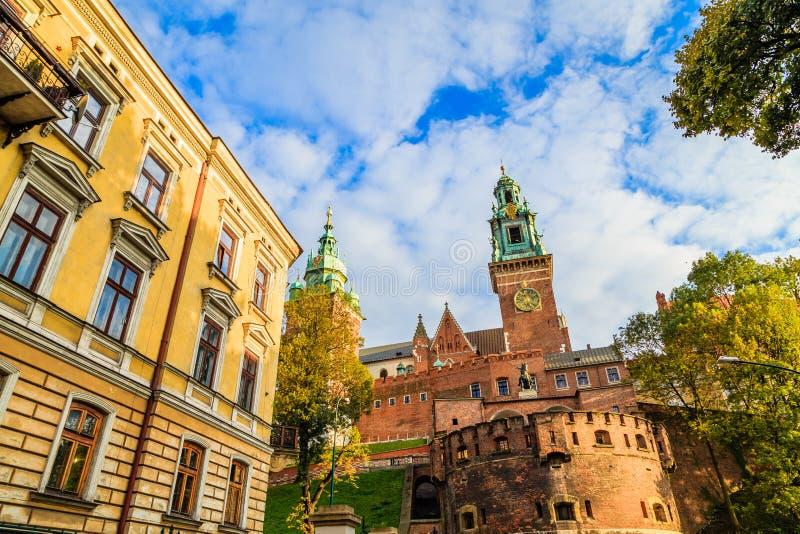Старый красивый город стоковые фотографии rf