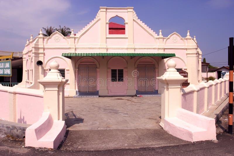 Старый лам Masjid мечети @ стоковые изображения