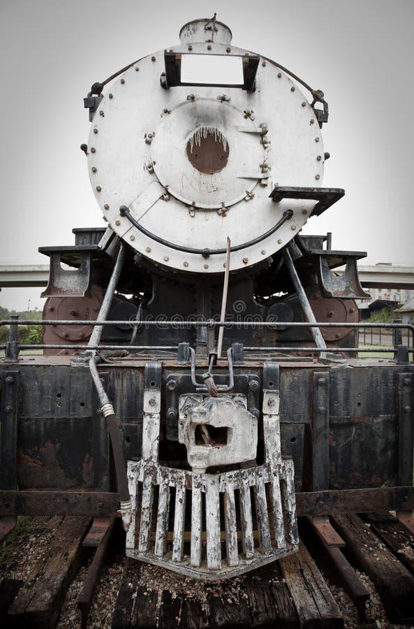 старый поезд пара стоковые изображения