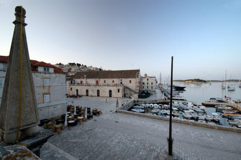 старый порт стоковые фото