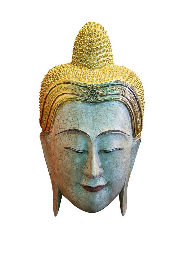 Старый стиль Будды иллюстрация штока