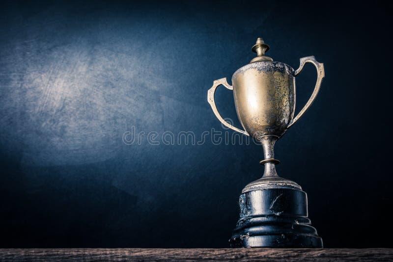 Старый трофей стоковые фотографии rf