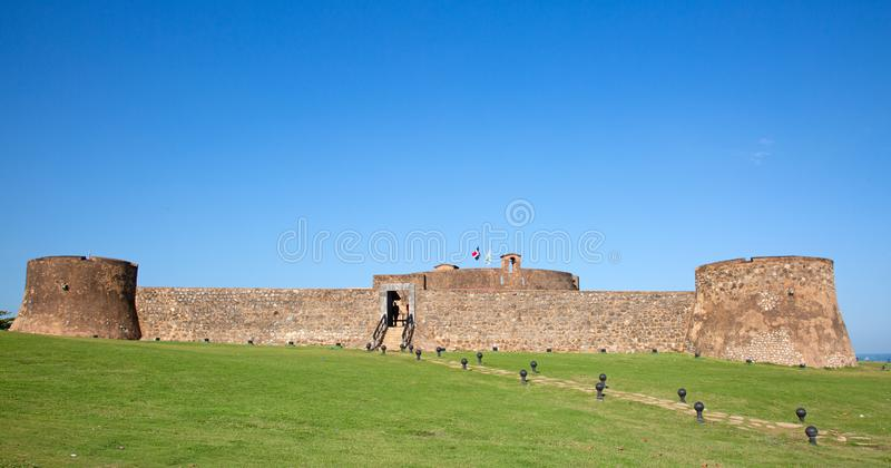 Старый форт стоковое фото rf