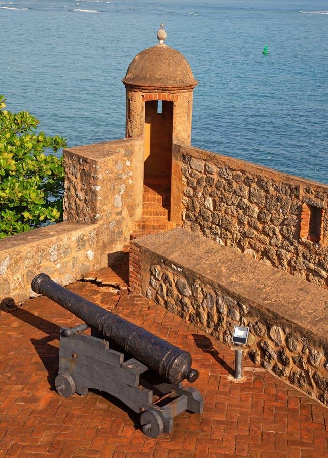 Старый форт стоковые фотографии rf