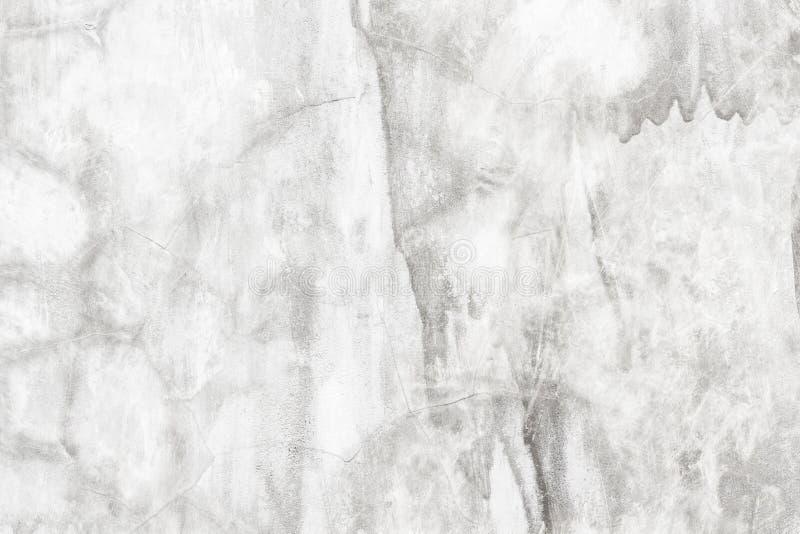 Старый grunge текстурировал предпосылку стены/белую конкретную предпосылку текстуры естественной текстуры цемента или камня старо стоковое фото