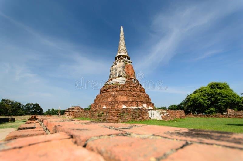 старый pagoda стоковая фотография rf