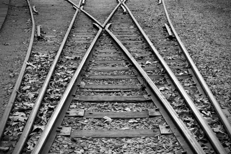старый railway стоковые фотографии rf