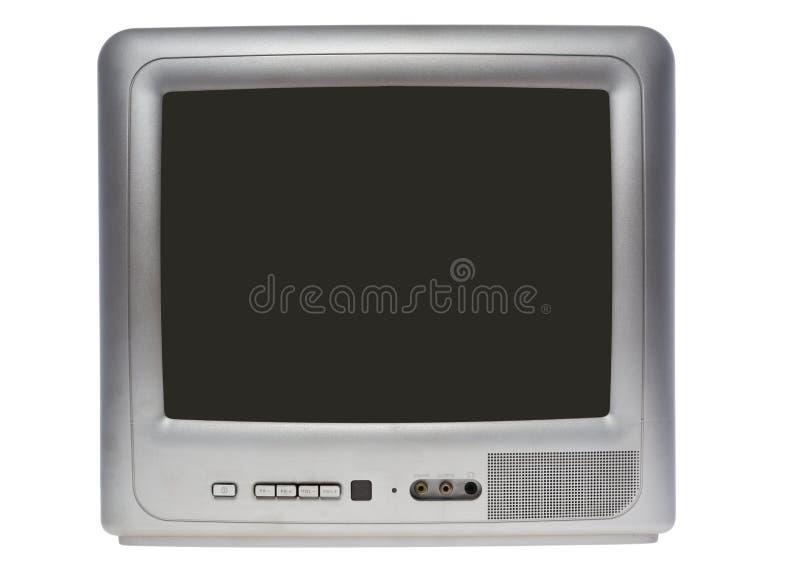 старый tv стоковое изображение