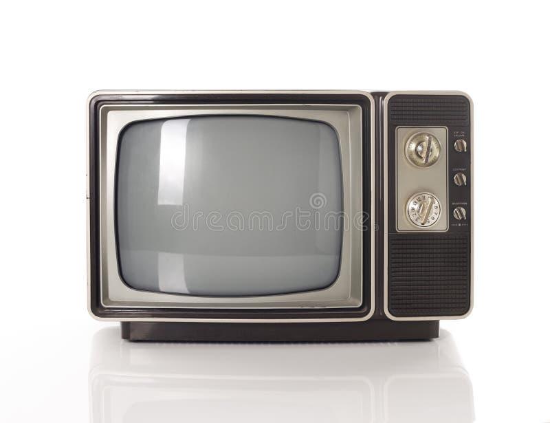 старый tv стоковое фото rf