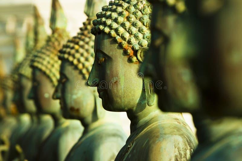 статуи sima malaka острова Будды colombo стоковые фотографии rf