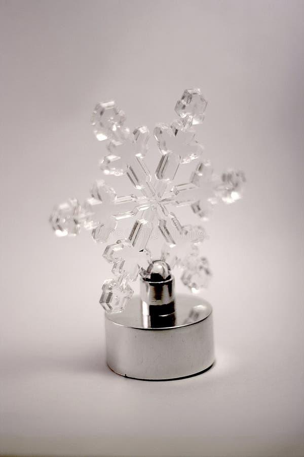 Статуэтка снега стоковая фотография rf
