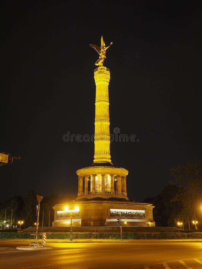Статуя ангела в Берлине стоковая фотография
