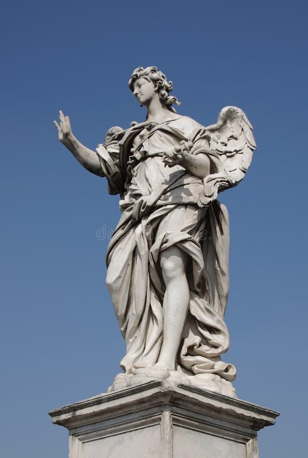 Статуя Анджела стоковая фотография rf