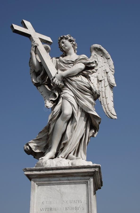 Статуя Анджела стоковая фотография