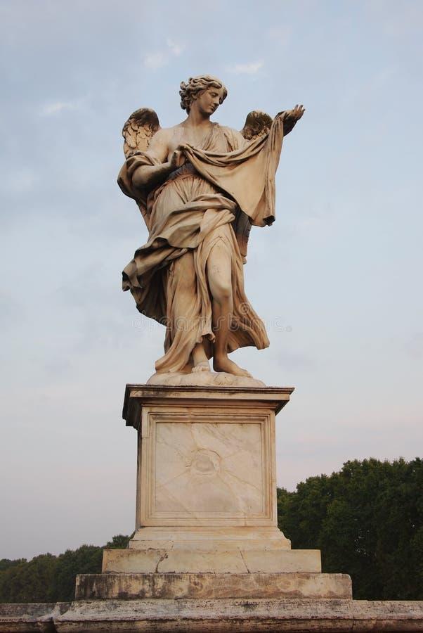 Статуя Анджела стоковые изображения rf