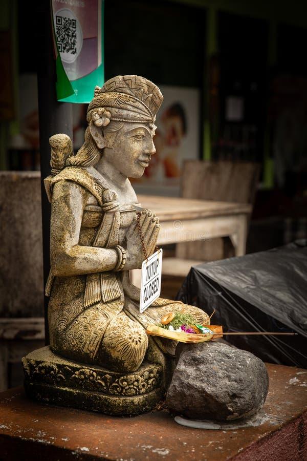 статуя бога в Бали стоковые фото
