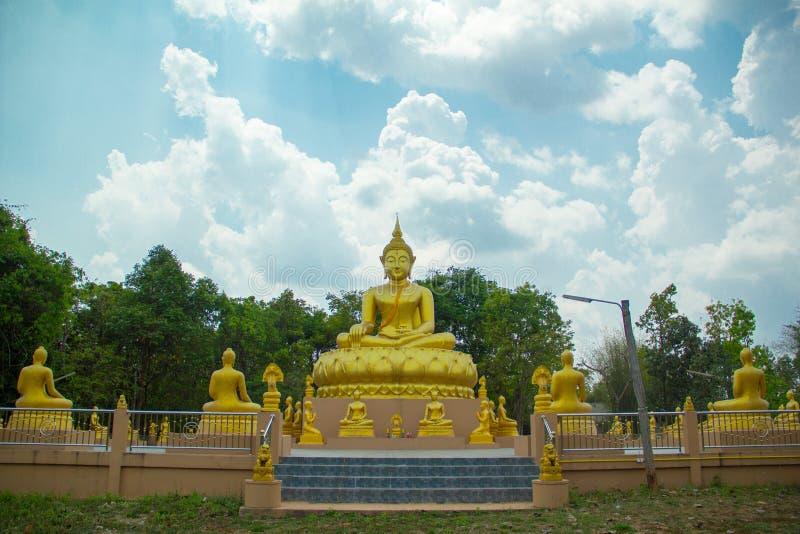 Статуя Будды, статуя Будды стоковые фотографии rf