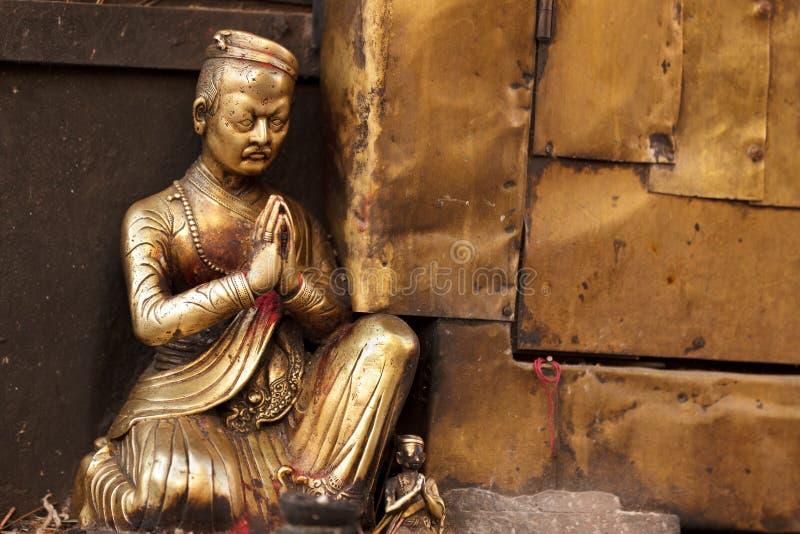 статуя будизма стоковое изображение