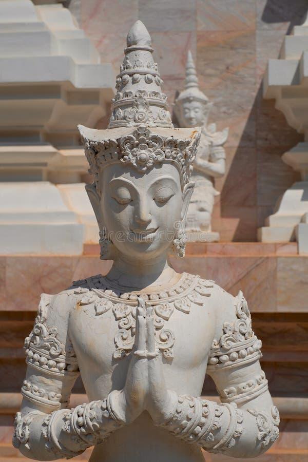 Статуя буддизма стоковые фотографии rf
