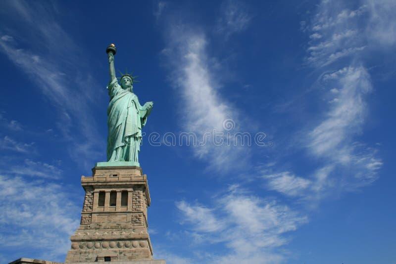 статуя вольности стоковое фото rf