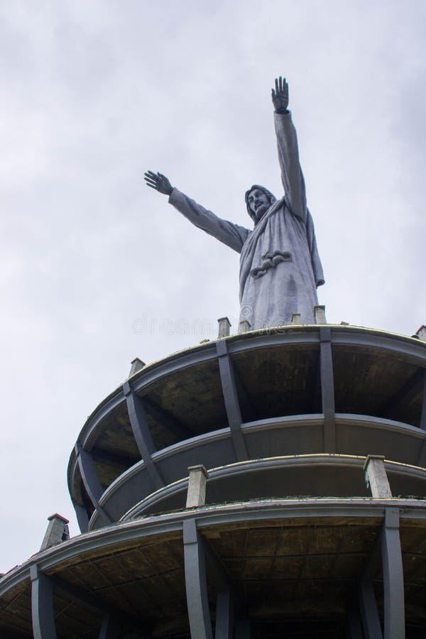 Статуя Иисуса Chirst стоковые фото