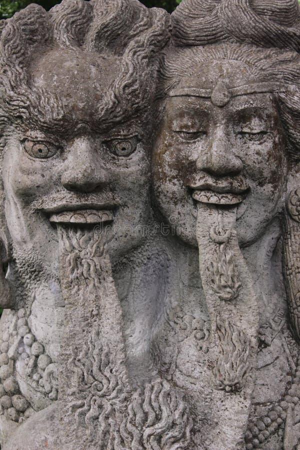Статуя искусства стоковая фотография rf