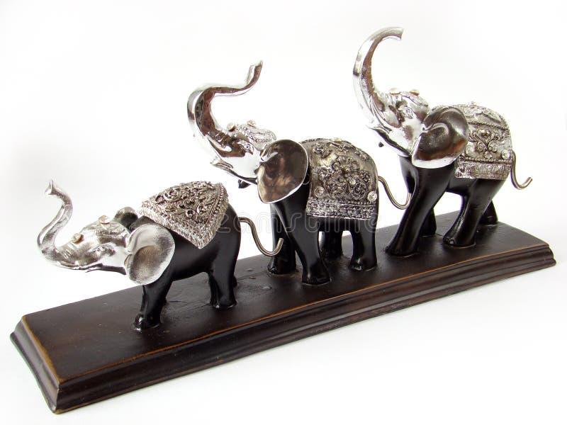 Download статуя слонов стоковое изображение. изображение насчитывающей индия - 6856611
