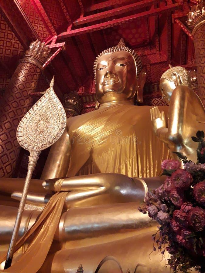 статуя Таиланд Будды стоковые фотографии rf