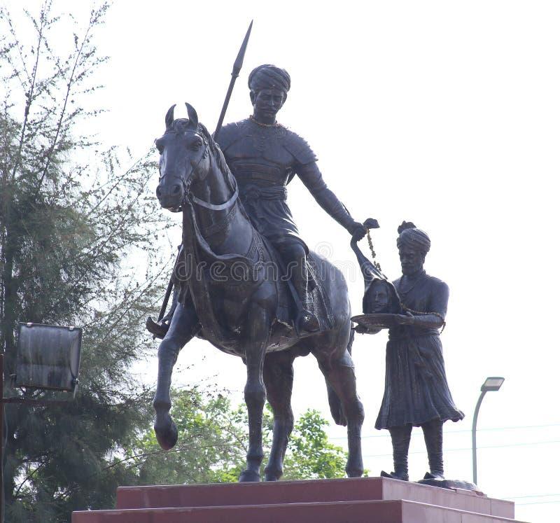 Статуя Хади Рани стоковые изображения