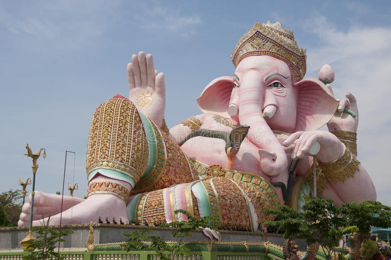 Статуя Ganesh стоковые изображения