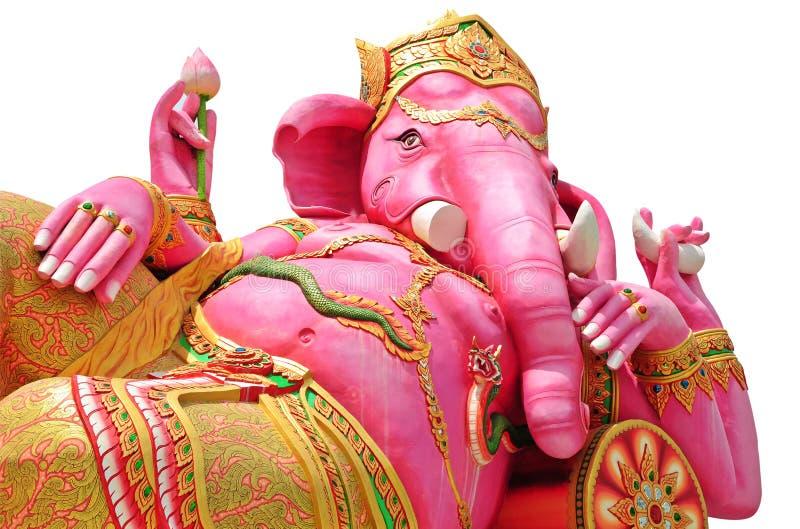 Статуя Ganesha стоковое фото