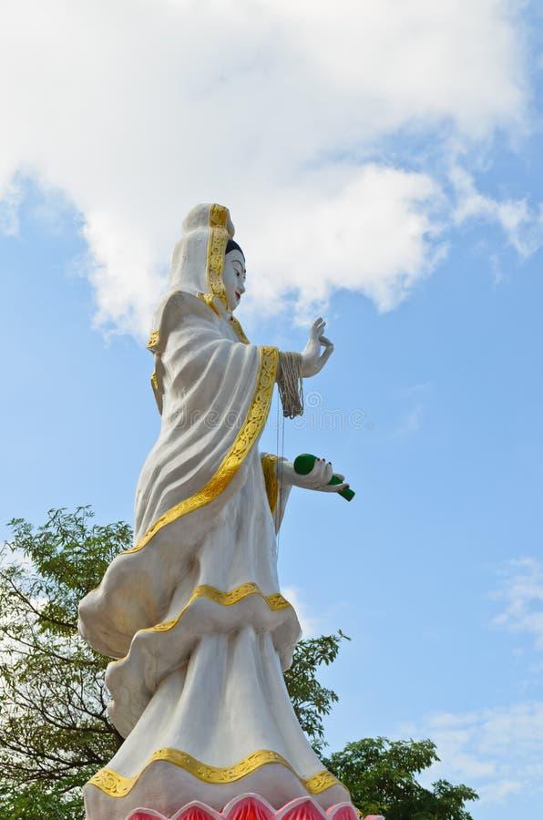 Статуя Guan-Yin стоковые фото