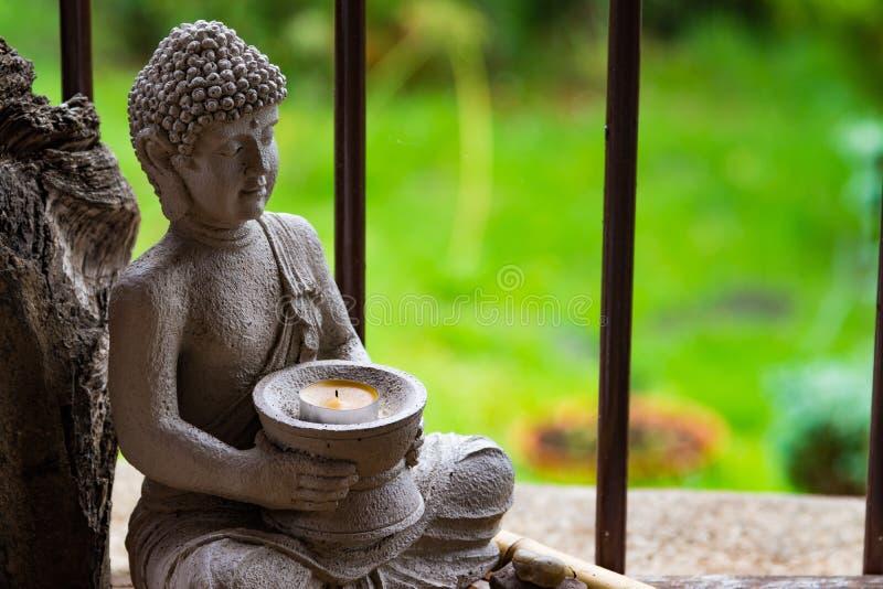 Статуя II Budha стоковые фото