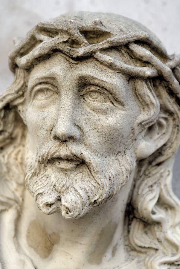 статуя jesus стоковая фотография rf