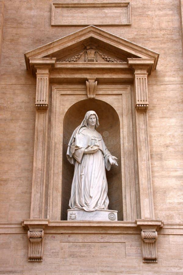 статуя maria стоковые фото