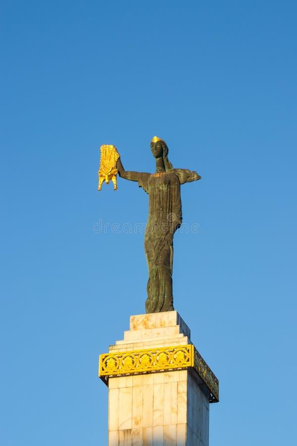 Статуя Medea - Батуми, Грузии стоковое фото