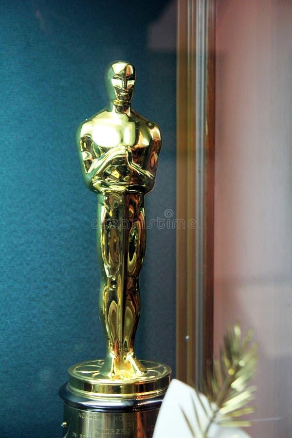 Статуя Polanski стоковое изображение