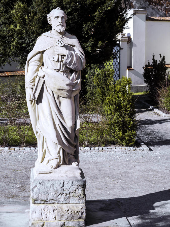 Статуя ` s St Peter стоковая фотография