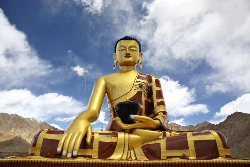 Статуя Shakyamuni Будды Gautama стоковая фотография