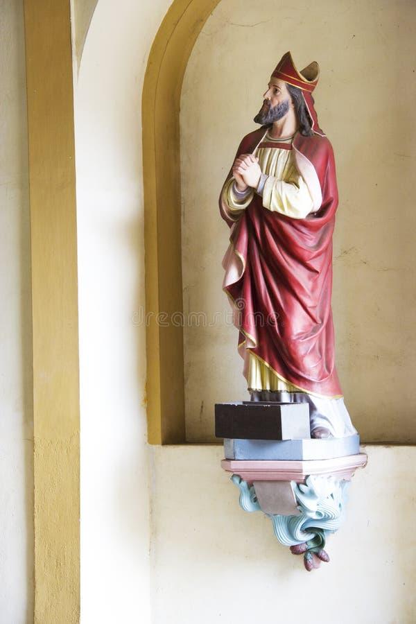 статуя sri pamunugama lanka colombo церков стоковое изображение rf