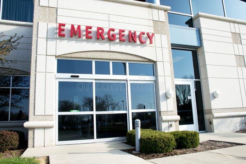 стационара здоровья внимательности помощи комната непредвиденного медицинская стоковая фотография rf