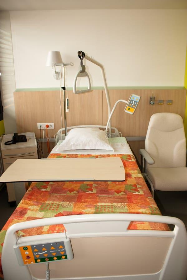 стационар кровати медицинский иллюстрация штока