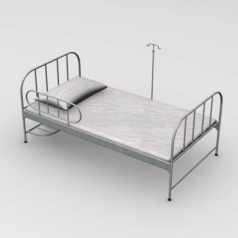 стационар кровати бесплатная иллюстрация