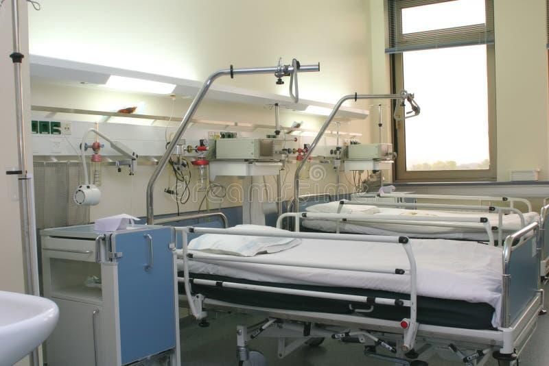 стационар оборудования камеры кардиологии стоковое изображение